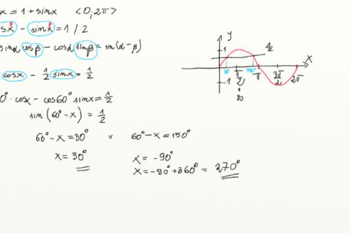 Równanie trygonometryczne