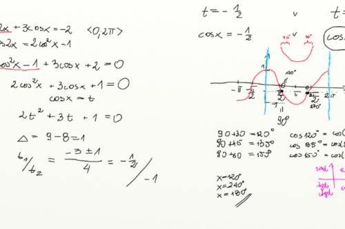 Równanie trygonometryczne3